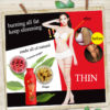 Anti Cellulite 3 Days Slimming Cream Chili and Ginger Stubborn Fat Burn Potent Lose Weight Burning 2