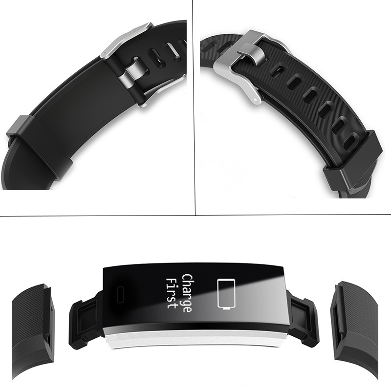Hembeer H115 Exercise Tracker Bluetooth Smart Watch