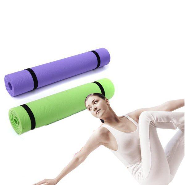 Non-Skid EVA Yoga Mats, Gym Mats, Exercise Mats