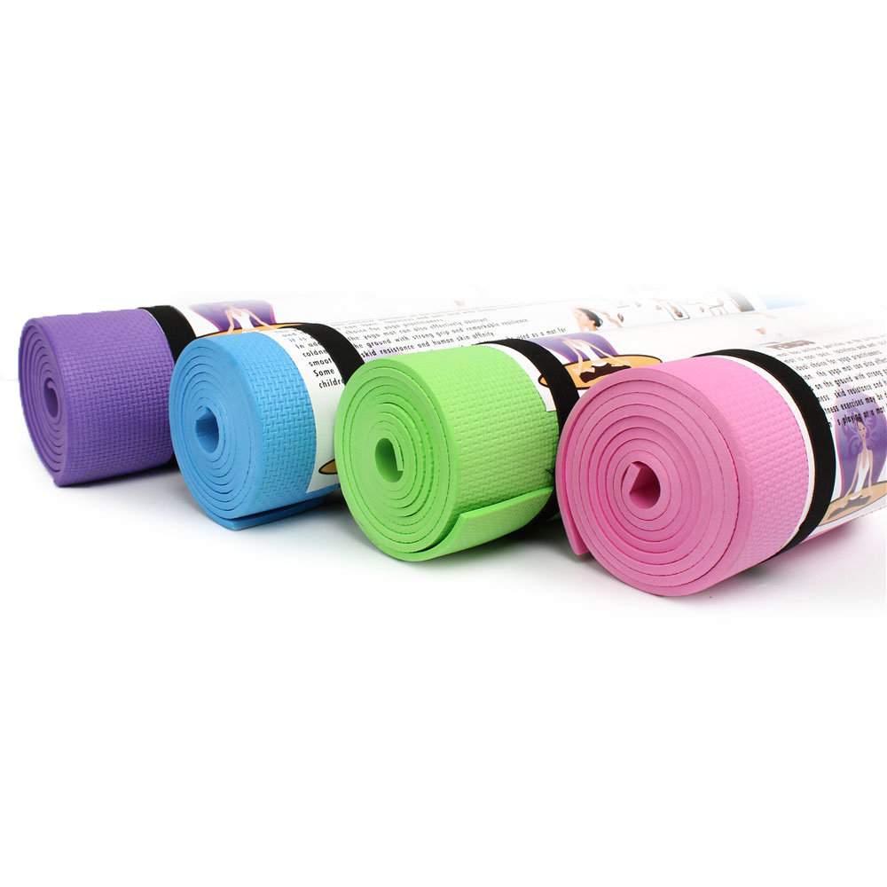Non-Skid EVA Yoga Mats, Gym Mats, Exercise Mats