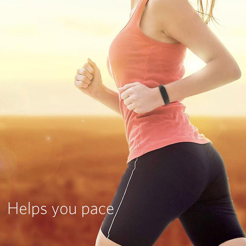 Original Xiaomi Mi Band 2 Smart Bracelet Watch Wristband Miband Fitness Tracker OLED Touchpad Sleep Monitor 2
