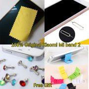 Original Xiaomi Mi Band 2 Smart Bracelet Watch Wristband Miband Fitness Tracker OLED Touchpad Sleep Monitor 5