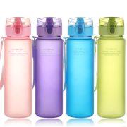 PURANKA My Xmas Gift Bottle 400ML 560ML Tour Outdoor Sport School Leak Proof Seal Water bottle 1