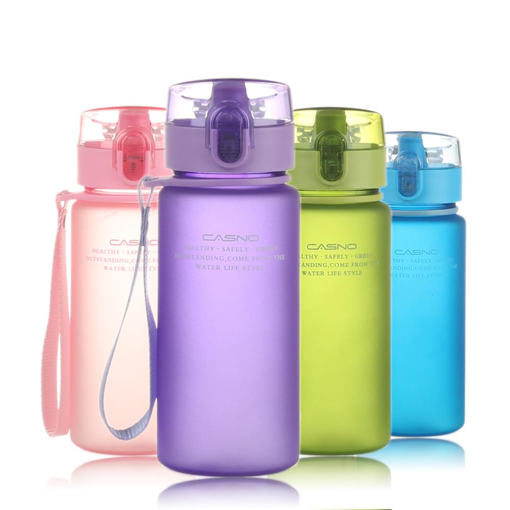 CASNO Drinking Water Bottle: Leak-Proof & BPA-Free Kids ...