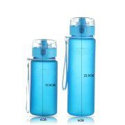 PURANKA My Xmas Gift Bottle 400ML 560ML Tour Outdoor Sport School Leak Proof Seal Water bottle 3