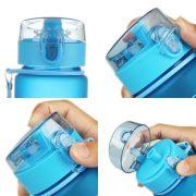 PURANKA My Xmas Gift Bottle 400ML 560ML Tour Outdoor Sport School Leak Proof Seal Water bottle 4