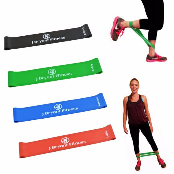 Exercise Bands, Resistance Loop Bands, Stretch Bands