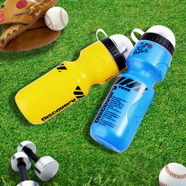 Cool Sports Bottle 650 Ml Drink Bottles For Football