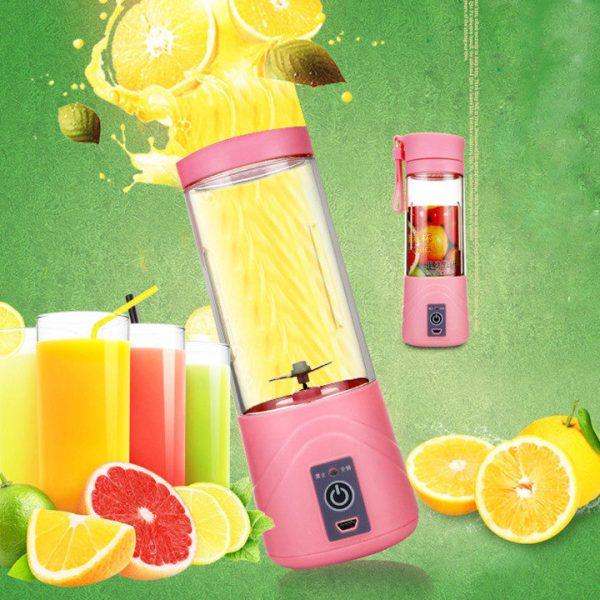 USB Personal Mini Blender: Best Smoothie Maker & Juice ...