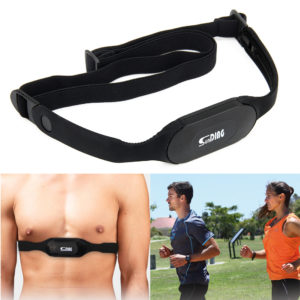 Waterproof Bluetooth 4 0 Wireless Heart Rate Monitor Wireless Heart Beat Belt Sports perform calories and