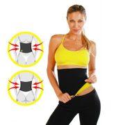 Women Neoprene Slimming Body Shaper Weight Loss Slim Waist Belt Corsets Bodysuit Trainer Bodysuit Slimming Fitness