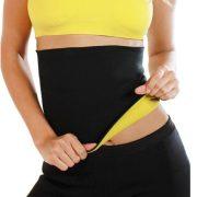 Women Neoprene Slimming Body Shaper Weight Loss Slim Waist Belt Corsets Bodysuit Trainer Bodysuit Slimming Fitness 2