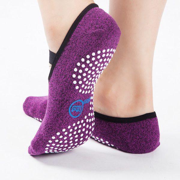 Yoga Grip Socks, Non-Slip Socks, Ballet Socks