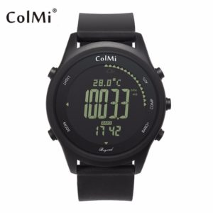 ColMi Beyond Smart Watch Waterproof Passometer Calories Distance Pressure Temperature Altitude Outdoor Sports Smartwatch