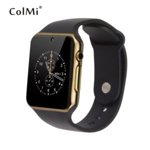 ColMi Smart Watch VS20 SIM Card TF Card Pedometer Sleep Tracker Bluetooth Connect Android IOS Phone