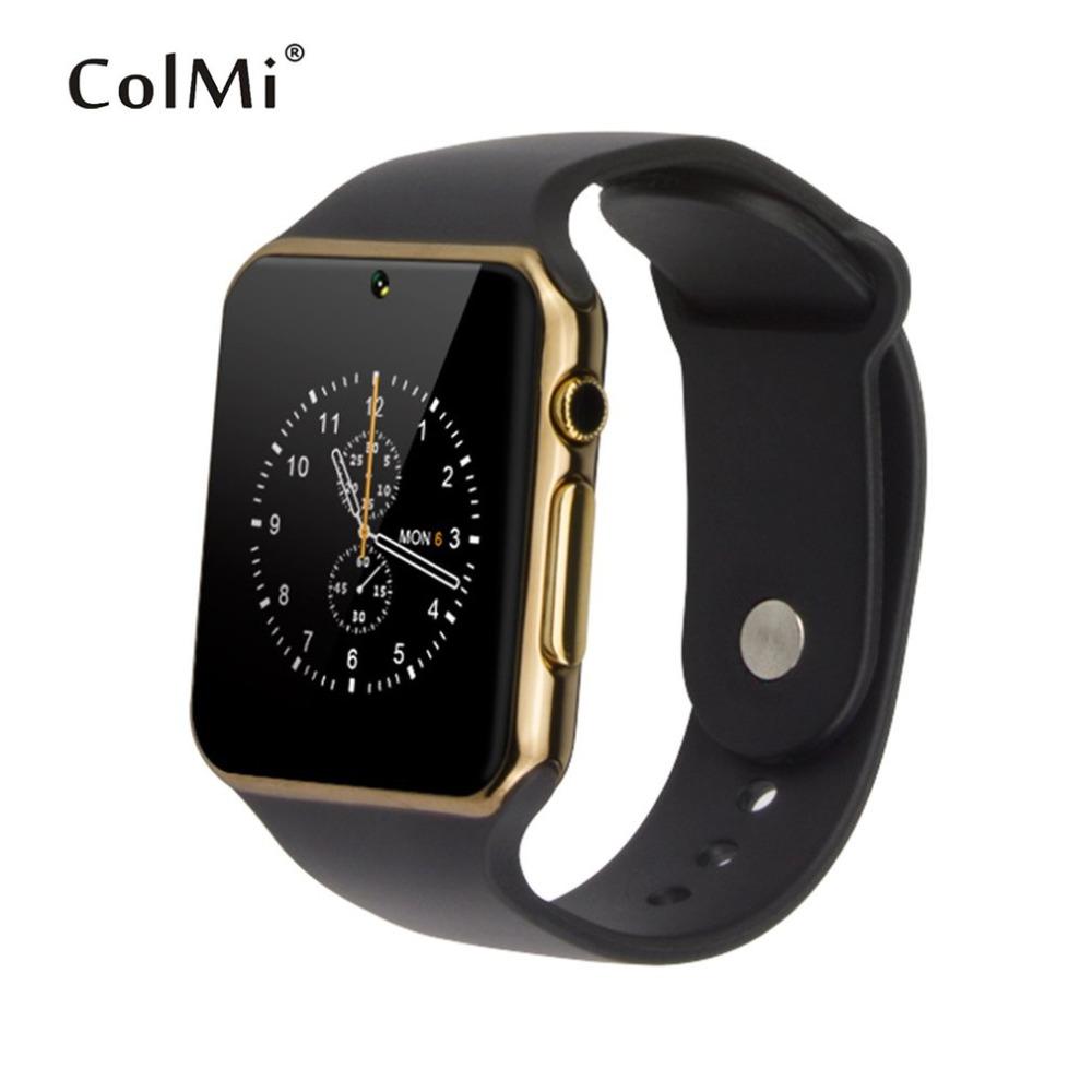 ColMi Smart Watch VS20 SIM Card TF Card Pedometer Sleep Tracker Bluetooth Connect Android IOS Phone