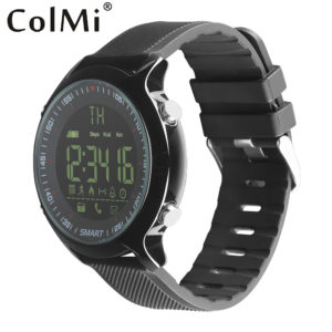 ColMi Smart Watch VS506 Waterproof 5ATM IP68 Pedometer Calorie Reminder Sport Men Band Wristband Smartband For