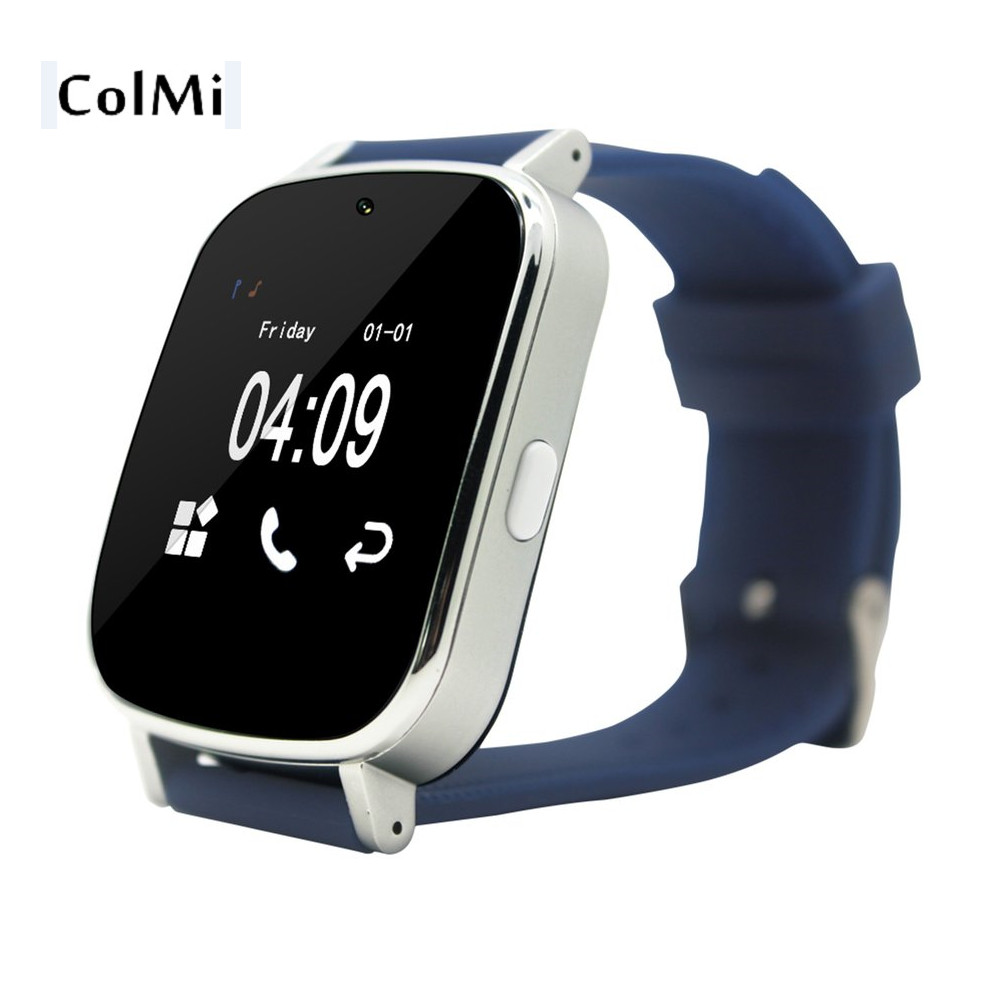 ColMi VS19 Sport Smart Watch Dial Answer Call Bluetooth SMS Mp3 Music Alarm clock Pedometer Sleep