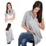 Breastfeeding Nursing Scarf Maid Breathable Material