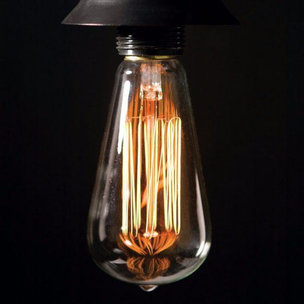 incandescent decorative filament vintage edison light bulb. Black Bedroom Furniture Sets. Home Design Ideas