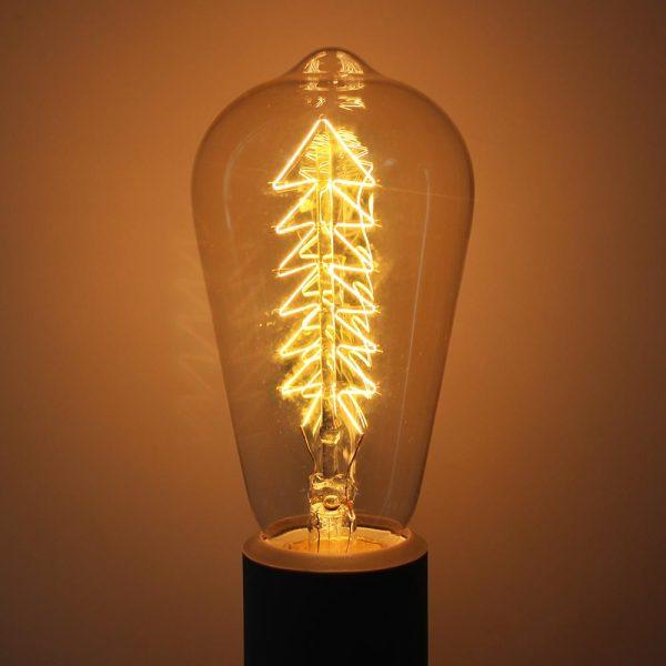 Incandescent Decorative Filament Vintage Edison Light Bulb