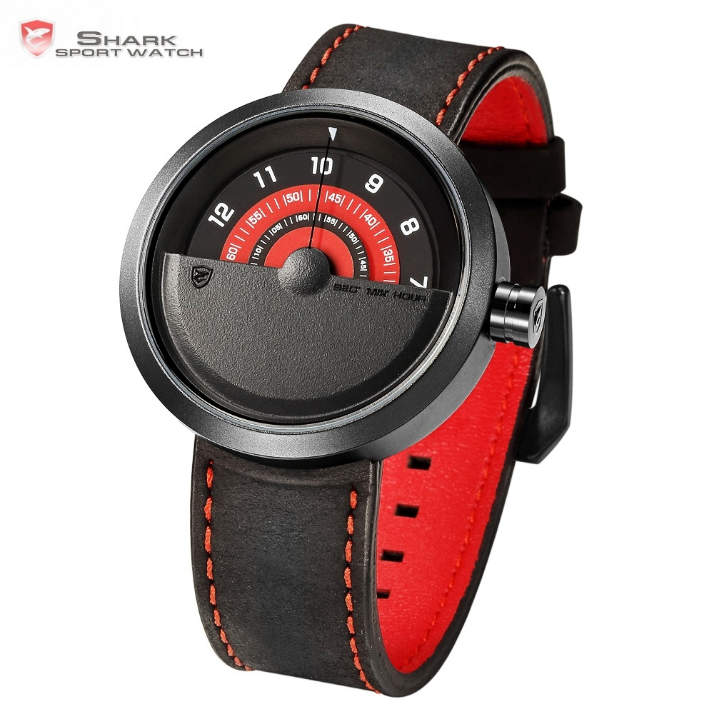 35545fae2 ... Shark Analog Sports Watch Unique Design. Sale! Previous