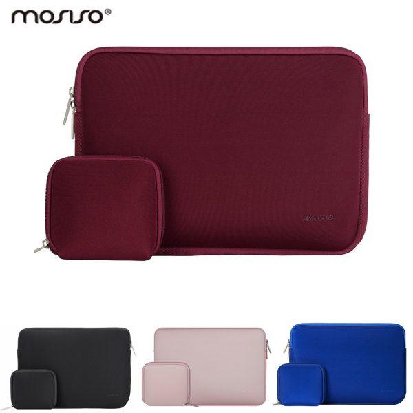Mosiso 11 6 13 3 15 Inch Laptop Sleeve Bag Waterproof Notebook Computer Handbag Case