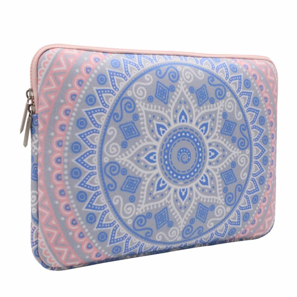 Mosiso Canvas Laptop Sleeve Case Bag Cover 2018