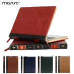 MOSISO PU Leather Sleeve Cover Case for MacBook Pro 13/15