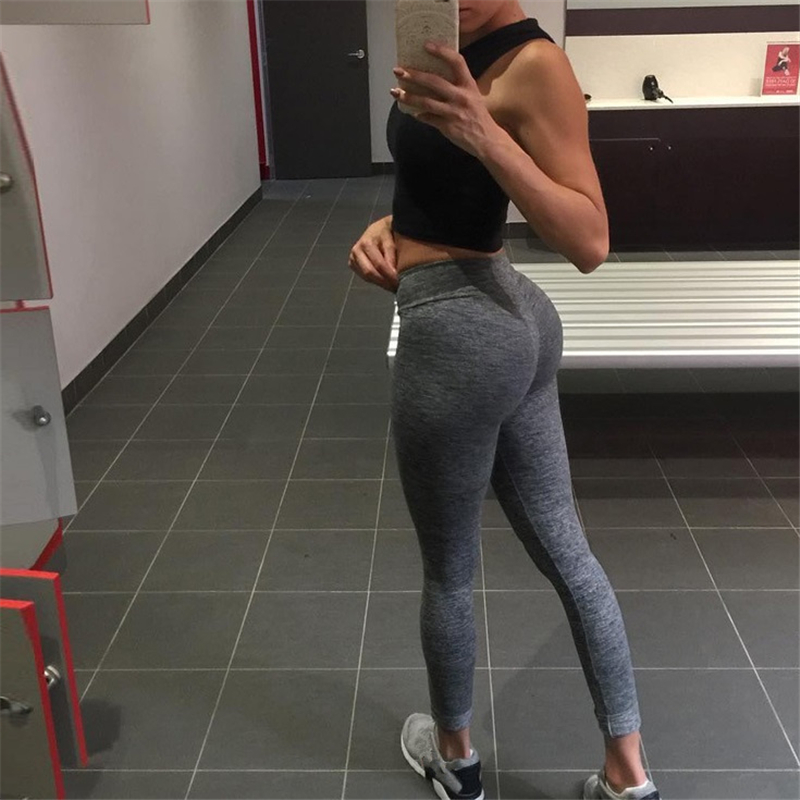 c5f338a6542a32 Previous. CALOFE Womens Sport Broek Sexy Push Up Gym Sport Leggings Vrouwen  Running Panty Skinny Joggers ...