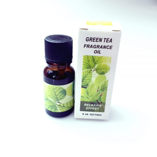 Green Tea Fast Weight Lose Slimming Burning Fat Essential Oil