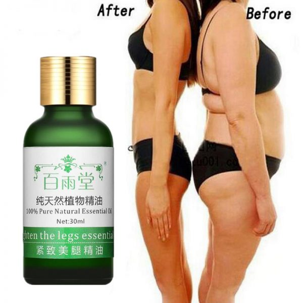 Pure Natural Slimming Fat Burning Losing Weight Essential Oils